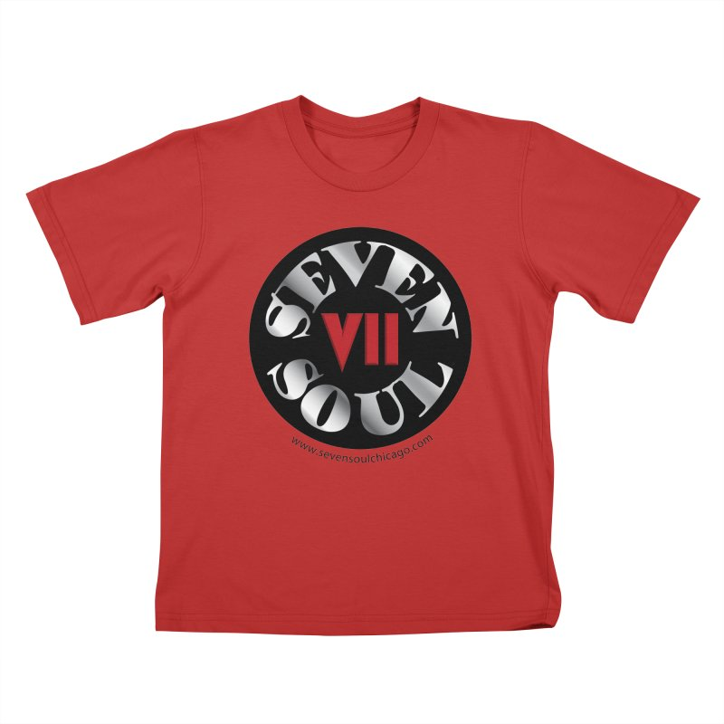 Classic Logo Kids T-Shirt by Seven Soul Shop