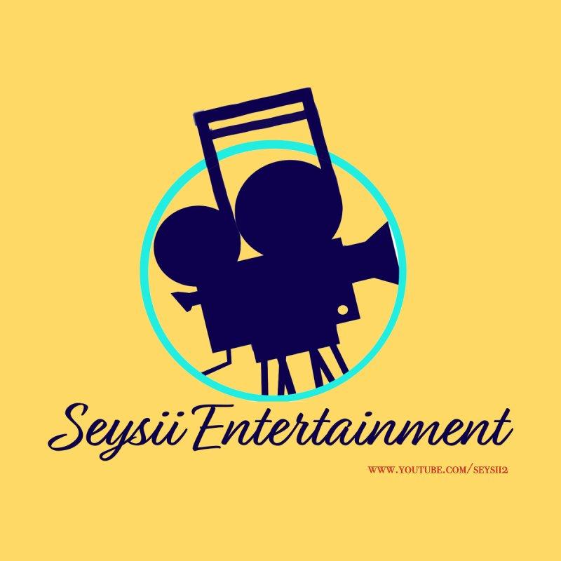 Seysii Entertainment Logo Women's Zip-Up Hoody by I'm Just Seyin' Shoppe