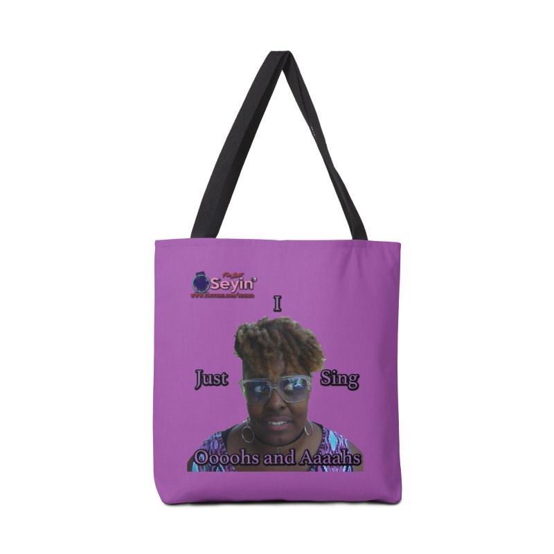 Oooohs and Aaaahs Accessories Bag by I'm Just Seyin' Shoppe