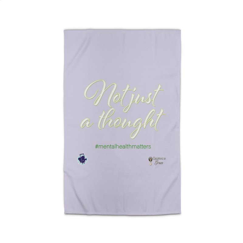 Not Just A Thought Home Rug by I'm Just Seyin' Shoppe