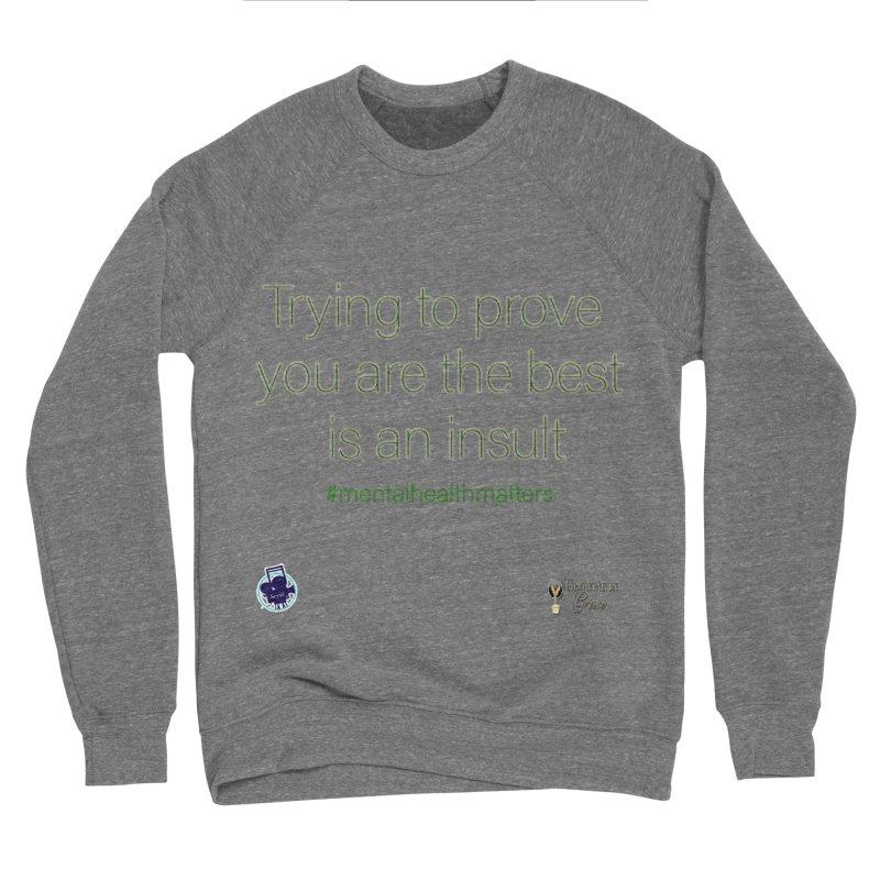 Insult Women's Sweatshirt by I'm Just Seyin' Shoppe