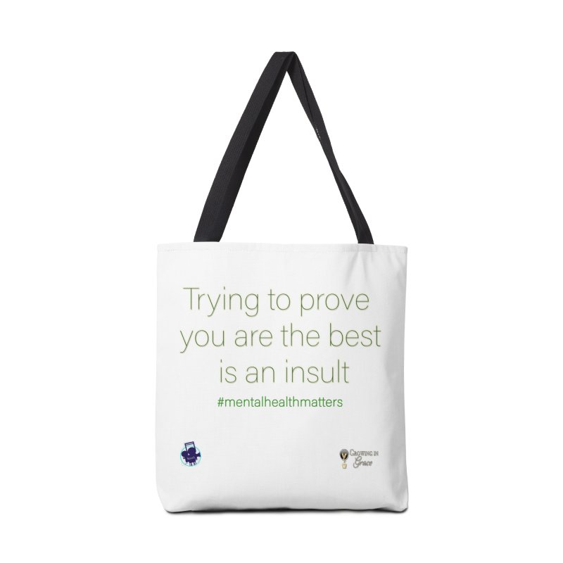 Insult Accessories Bag by I'm Just Seyin' Shoppe