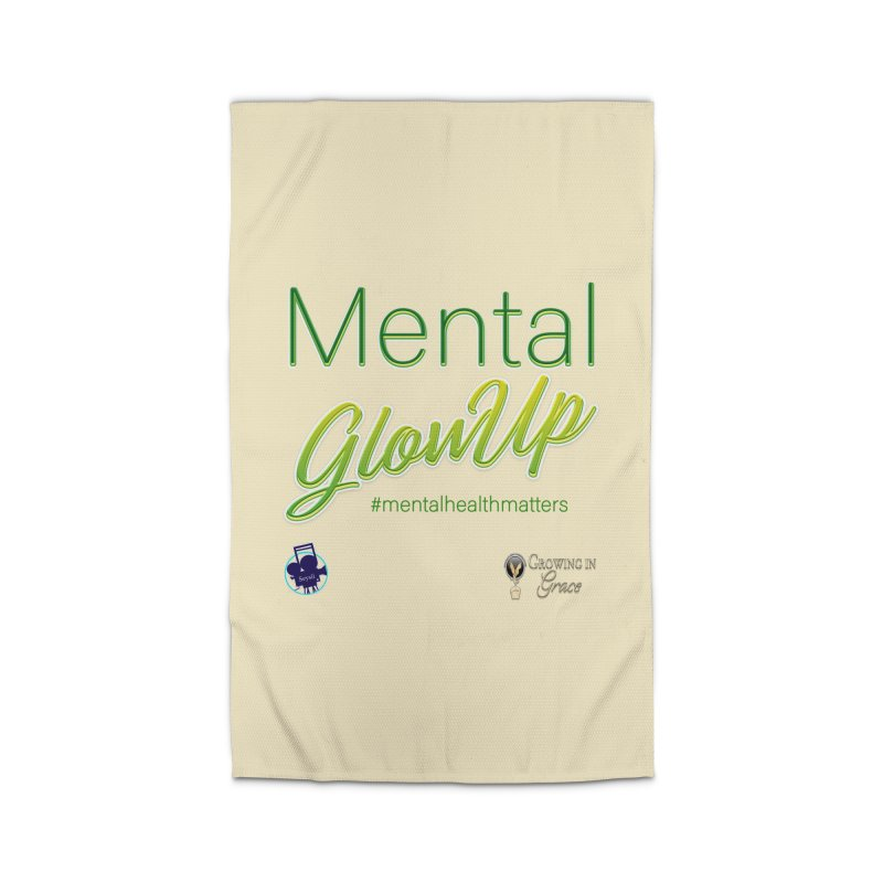 Mental GlowUP Home Rug by I'm Just Seyin' Shoppe