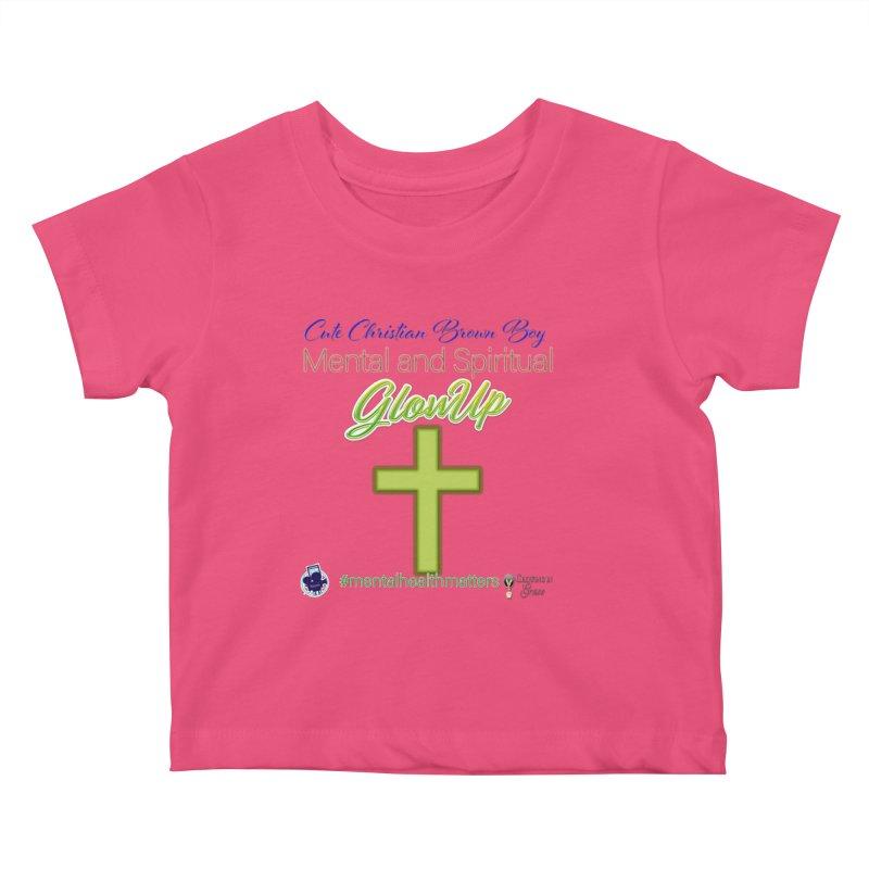 CCBB GlowUp Kids Baby T-Shirt by I'm Just Seyin' Shoppe