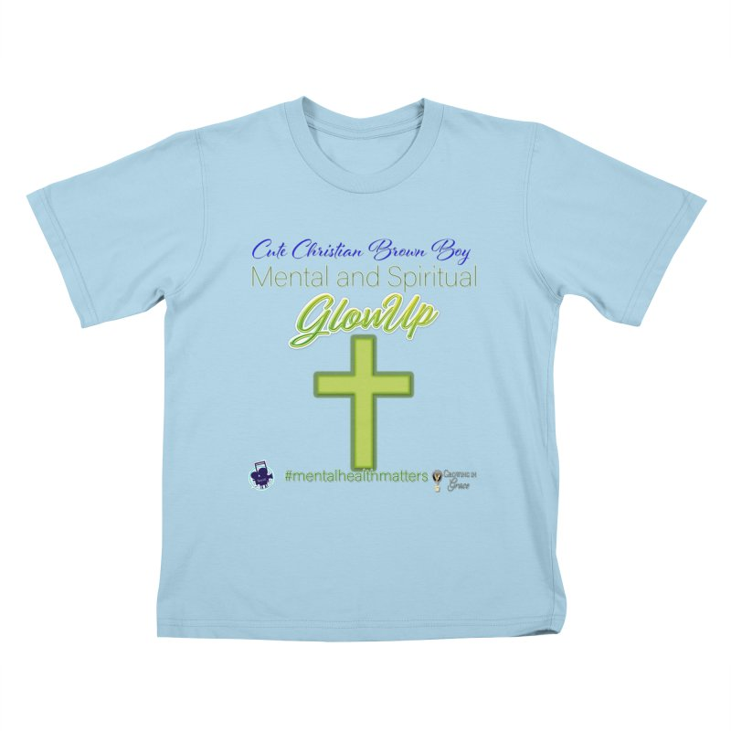 CCBB GlowUp Kids T-Shirt by I'm Just Seyin' Shoppe