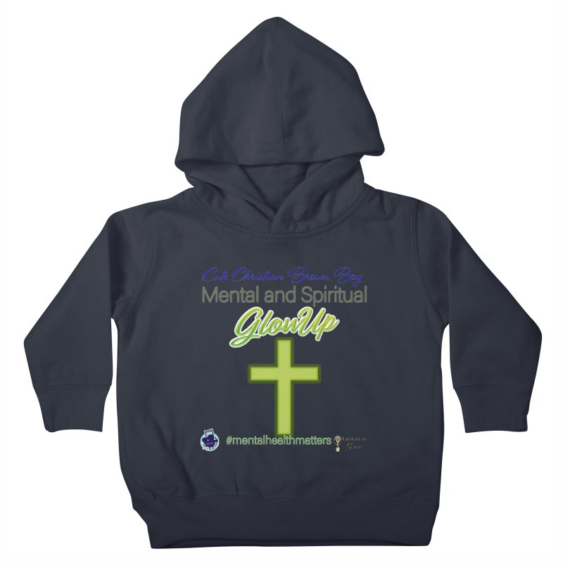 CCBB GlowUp Kids Toddler Pullover Hoody by I'm Just Seyin' Shoppe