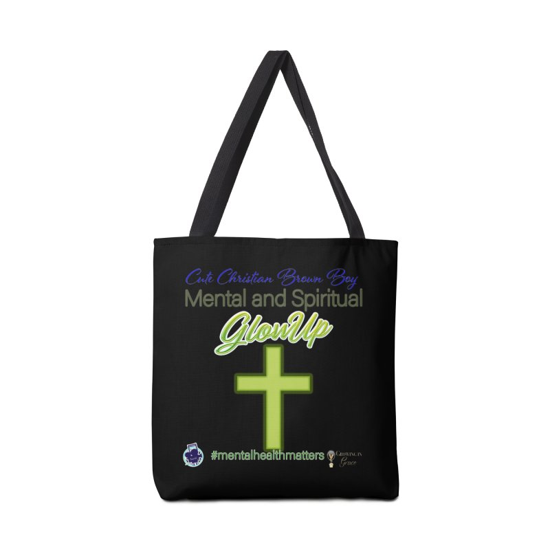 CCBB GlowUp Accessories Tote Bag Bag by I'm Just Seyin' Shoppe