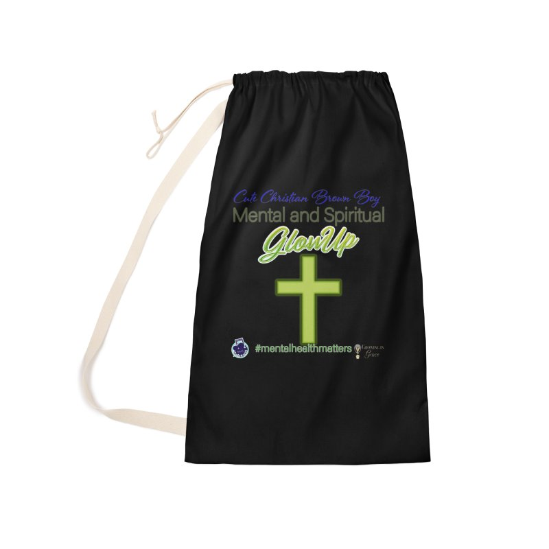 CCBB GlowUp Accessories Laundry Bag Bag by I'm Just Seyin' Shoppe