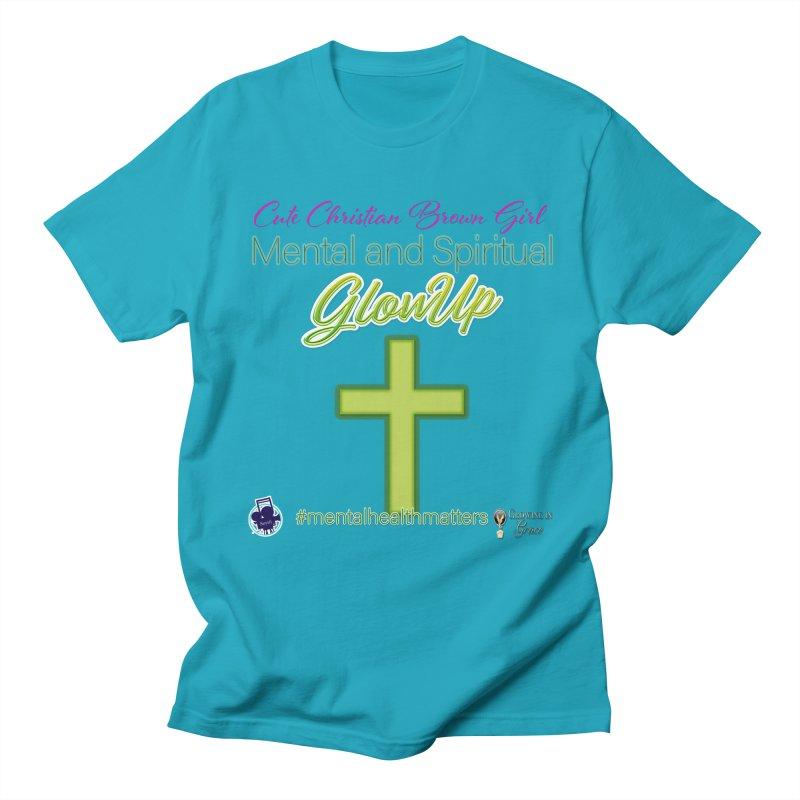 CCBG GlowUp Women's Regular Unisex T-Shirt by I'm Just Seyin' Shoppe