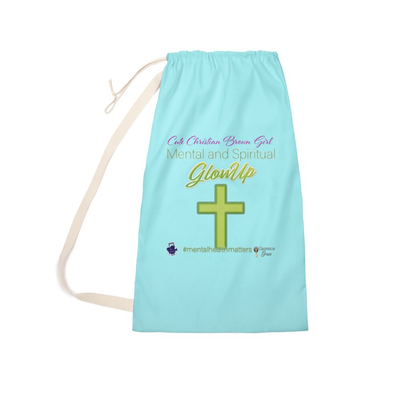 CCBG GlowUp Accessories Laundry Bag Bag by I'm Just Seyin' Shoppe