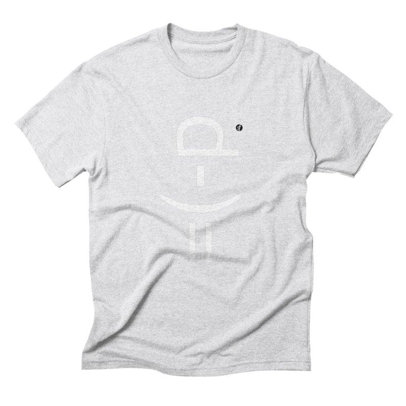 Smiley Old Skool Raver Men's Triblend T-Shirt by SF Artist Shop