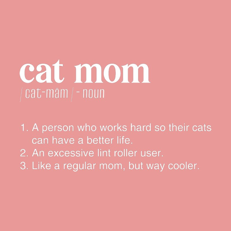 Cat Mom by Sioux Falls Area Humane Society Shop