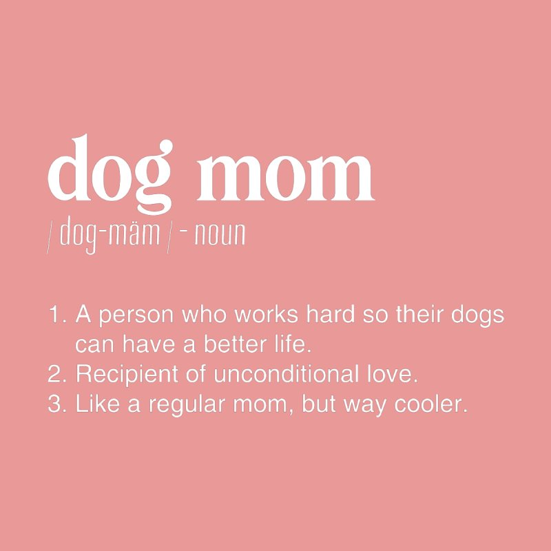 Dog Mom by Sioux Falls Area Humane Society Shop