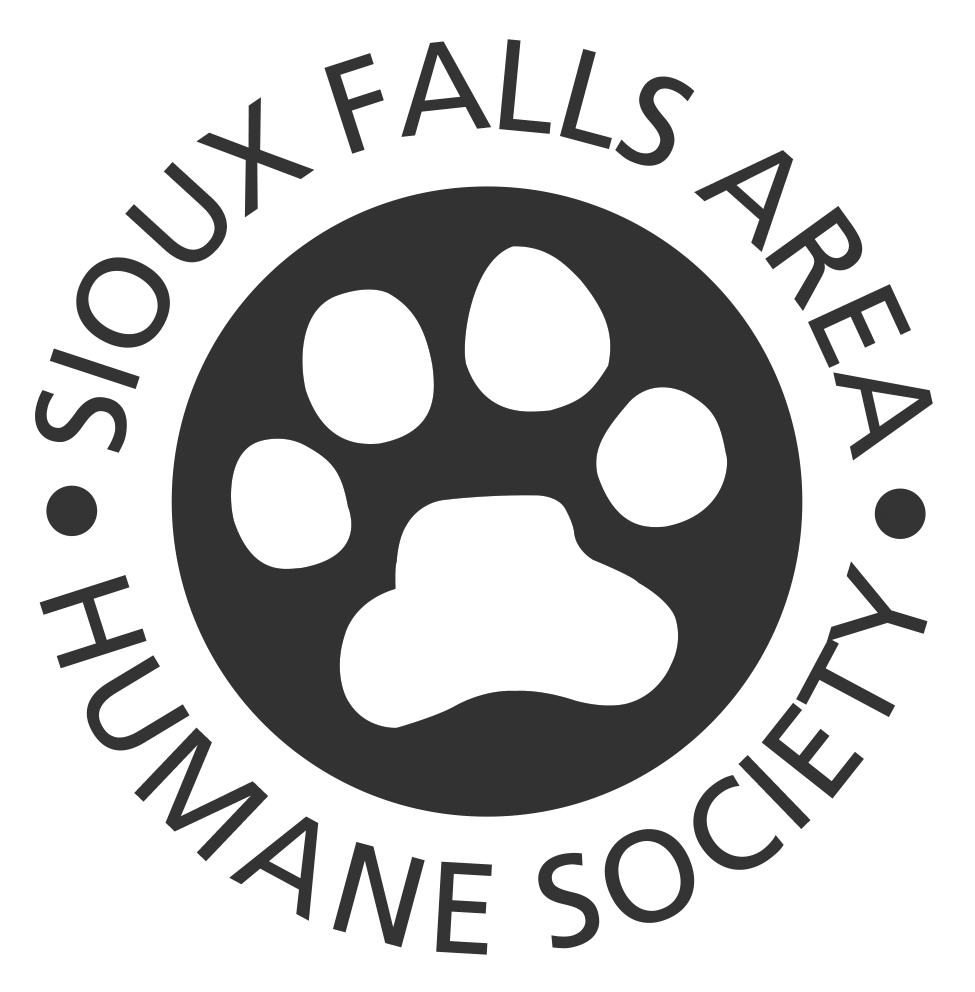 Sioux Falls Area Humane Society Shop Logo