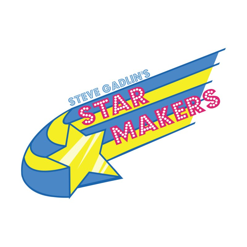 Steve Gadlin's Star Makers Men's T-Shirt by Steve Gadlin's Star Makers!