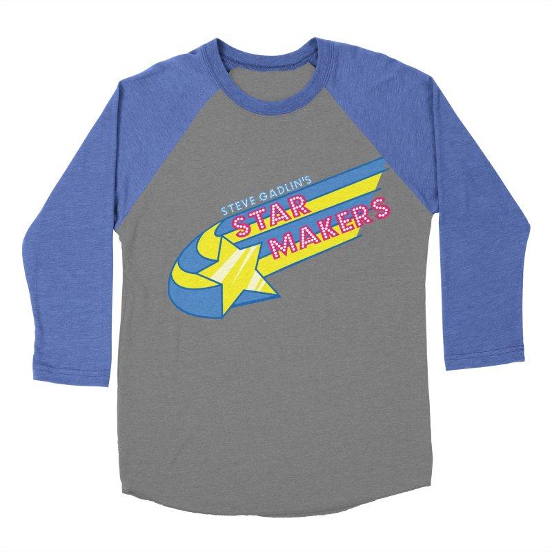 Steve Gadlin's Star Makers Women's Baseball Triblend T-Shirt by Steve Gadlin's Star Makers!