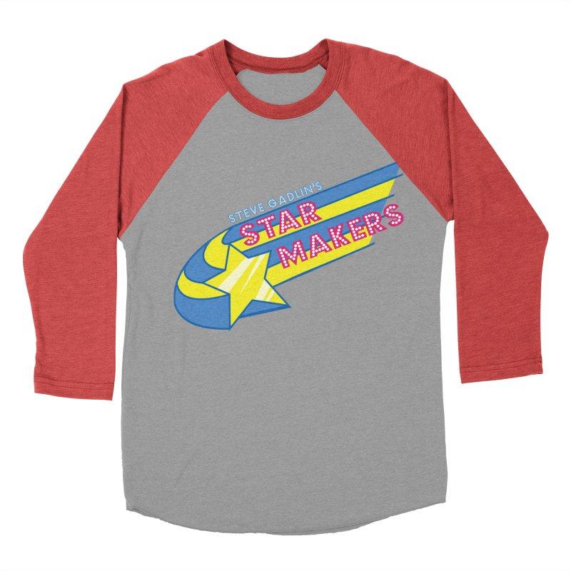Steve Gadlin's Star Makers Women's Baseball Triblend Longsleeve T-Shirt by Steve Gadlin's Star Makers!