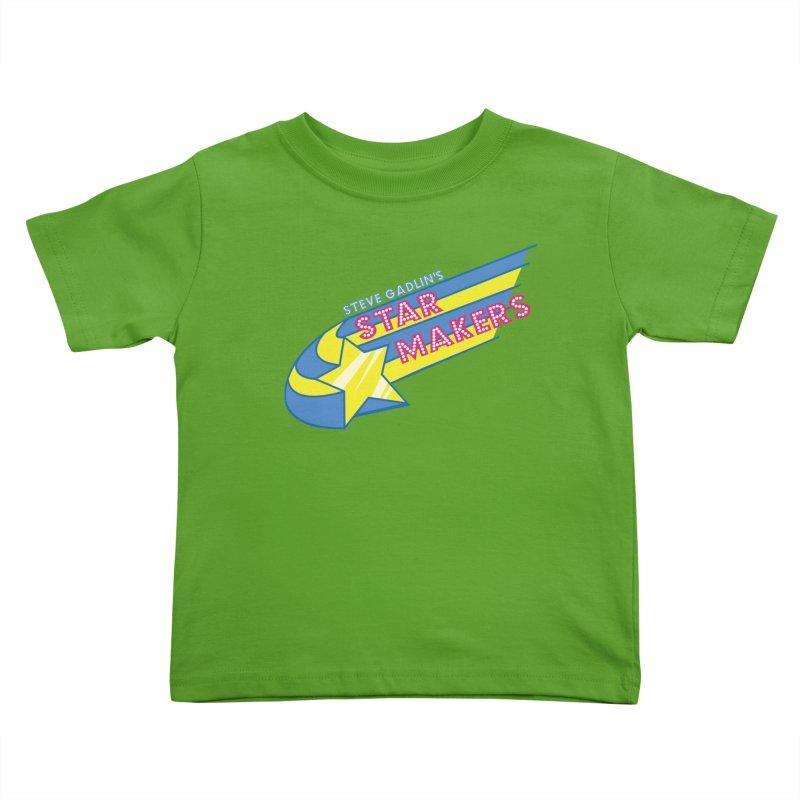 Steve Gadlin's Star Makers Kids Toddler T-Shirt by Steve Gadlin's Star Makers!
