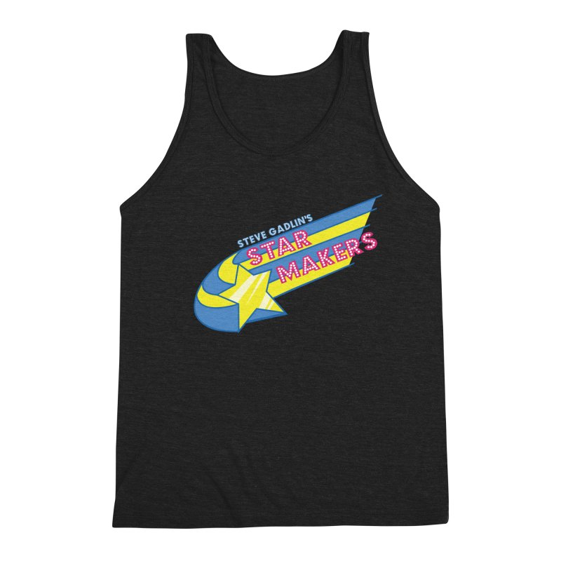 Steve Gadlin's Star Makers Men's Tank by Steve Gadlin's Star Makers!