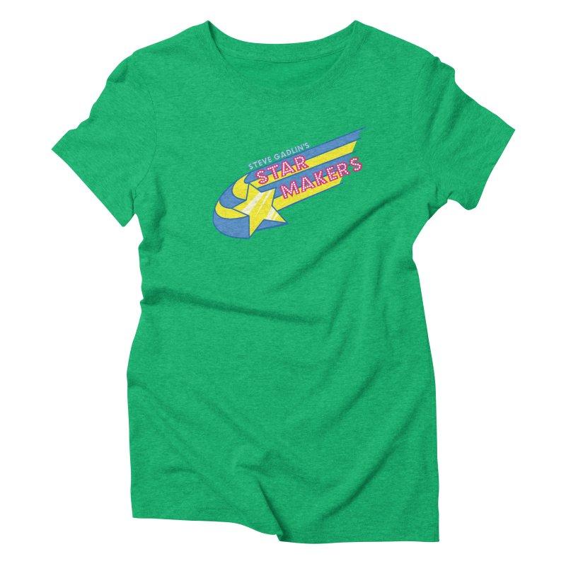 Steve Gadlin's Star Makers Women's Triblend T-Shirt by Steve Gadlin's Star Makers!