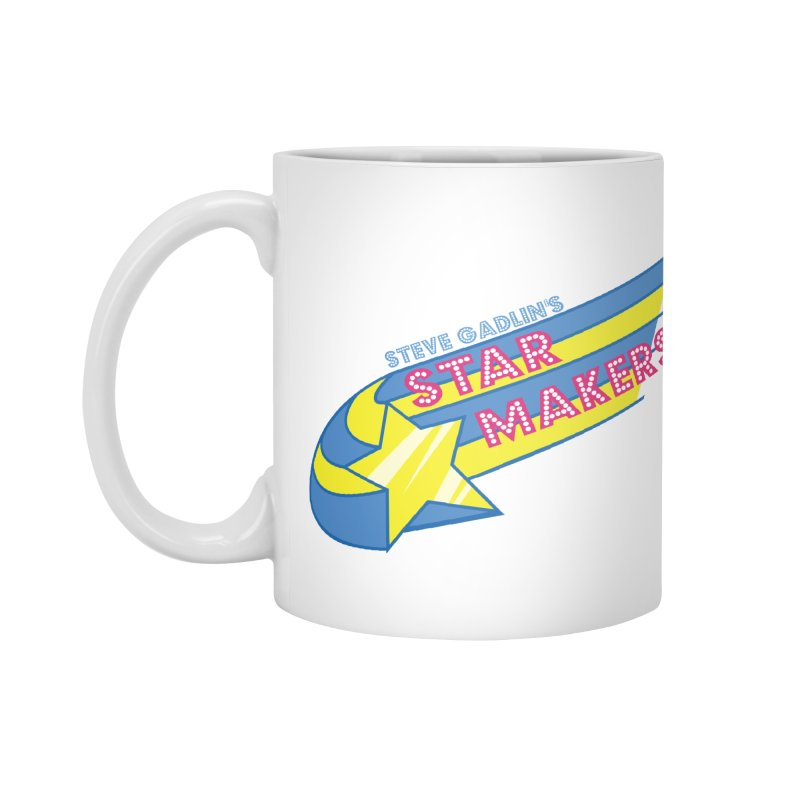 Steve Gadlin's Star Makers Accessories Standard Mug by Steve Gadlin's Star Makers!