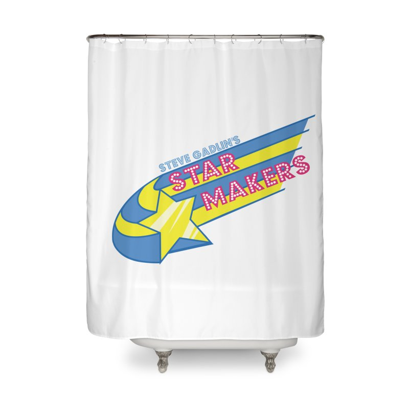 Steve Gadlin's Star Makers Home Shower Curtain by Steve Gadlin's Star Makers!