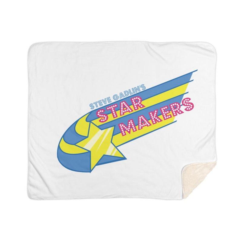 Steve Gadlin's Star Makers Home Sherpa Blanket Blanket by Steve Gadlin's Star Makers!