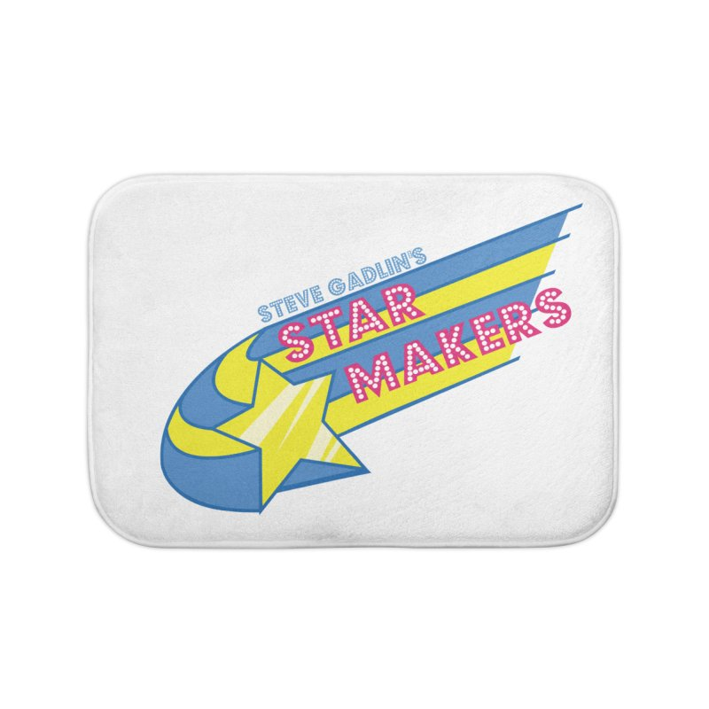 Steve Gadlin's Star Makers Home Bath Mat by Steve Gadlin's Star Makers!