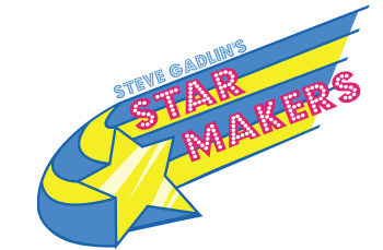 Steve Gadlin's Star Makers! Logo