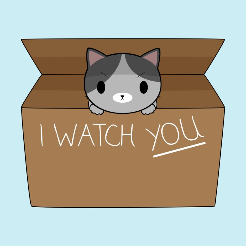Cats always watch you! by Shadee's cute shop