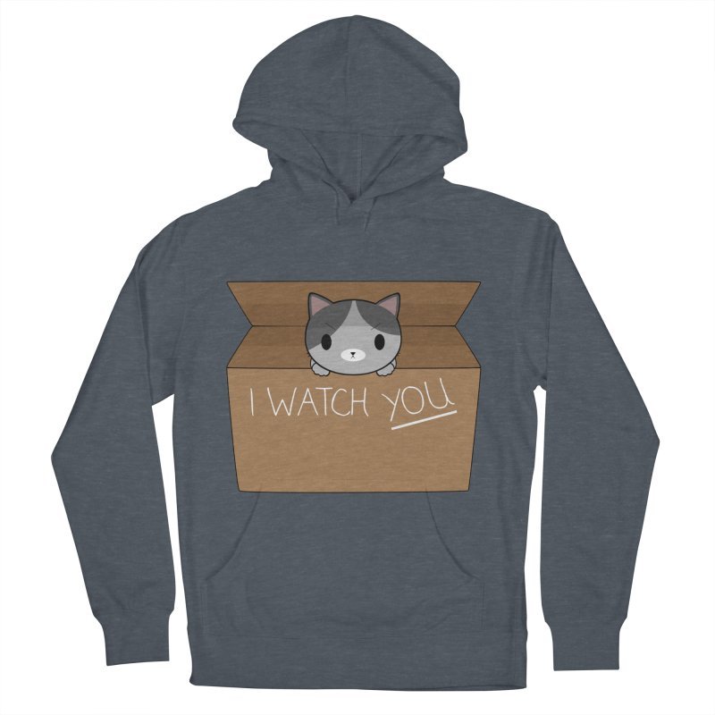 Cats always watch you! Women's Pullover Hoody by Shadee's cute shop