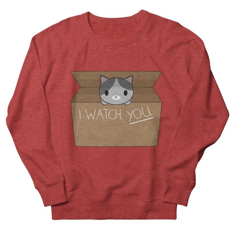 Cats always watch you! Women's Sweatshirt by Shadee's cute shop