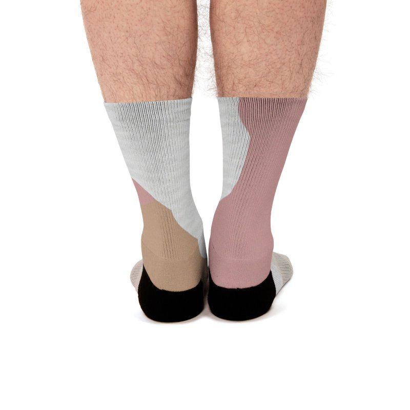 Romantic Affect Men's Socks by Shades of Gold