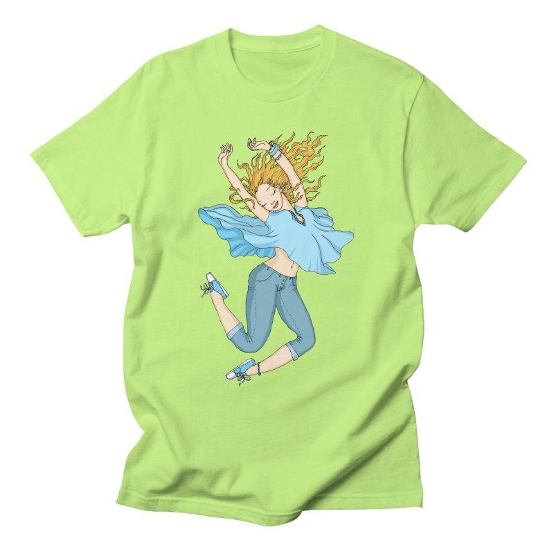 Happyness Men's T-Shirt by ShadoBado Artist Shop