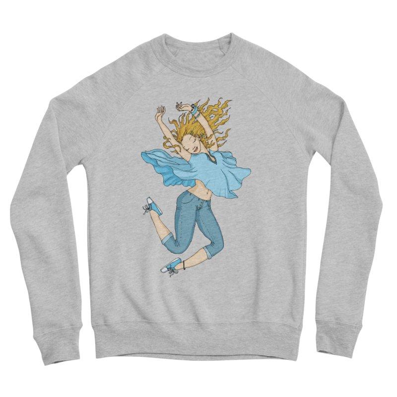 Happyness Women's Sweatshirt by ShadoBado Artist Shop
