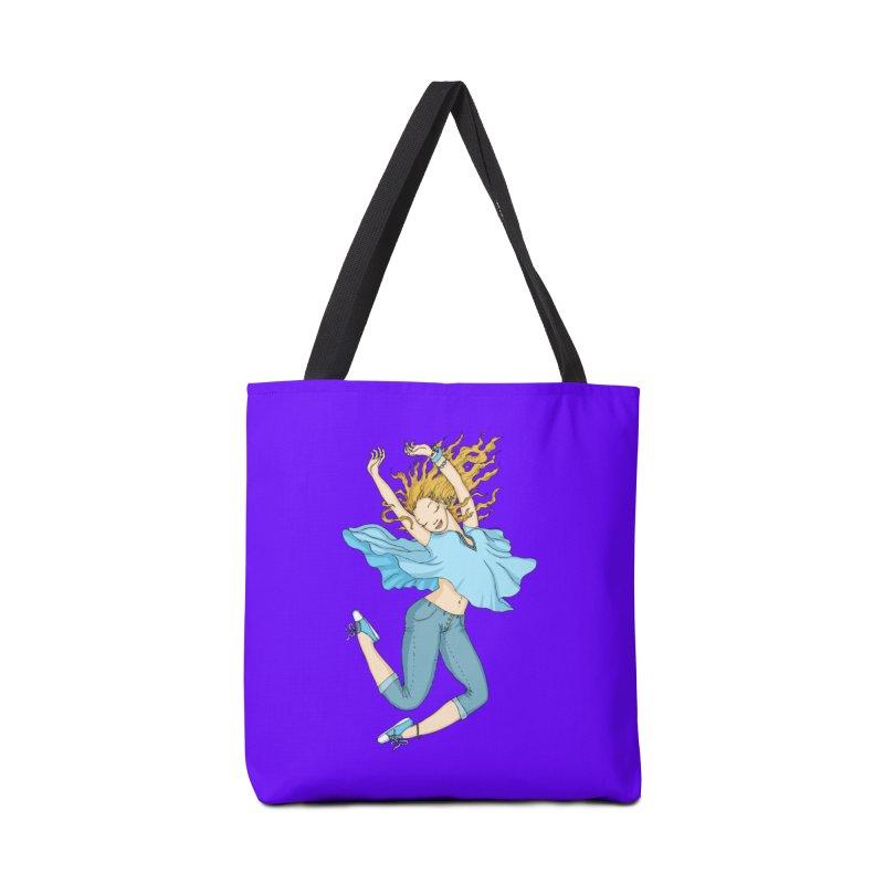 Happyness Accessories Bag by ShadoBado Artist Shop