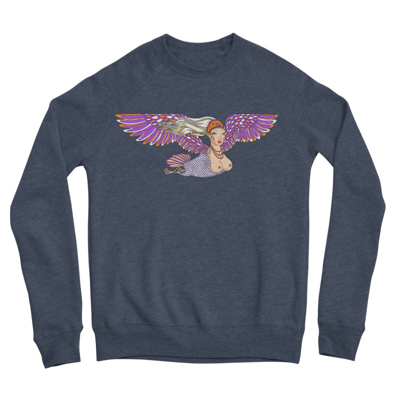 Like a bird Women's Sweatshirt by ShadoBado Artist Shop