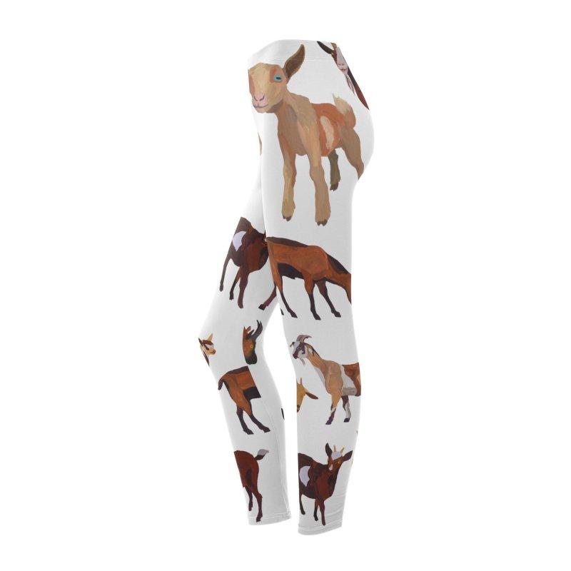 Cheeky goats Women's Bottoms by ShadoBado Artist Shop