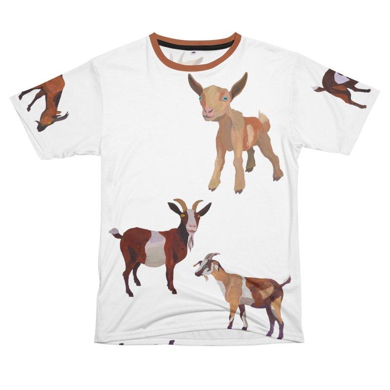 Cheeky goats Women's Cut & Sew by ShadoBado Artist Shop