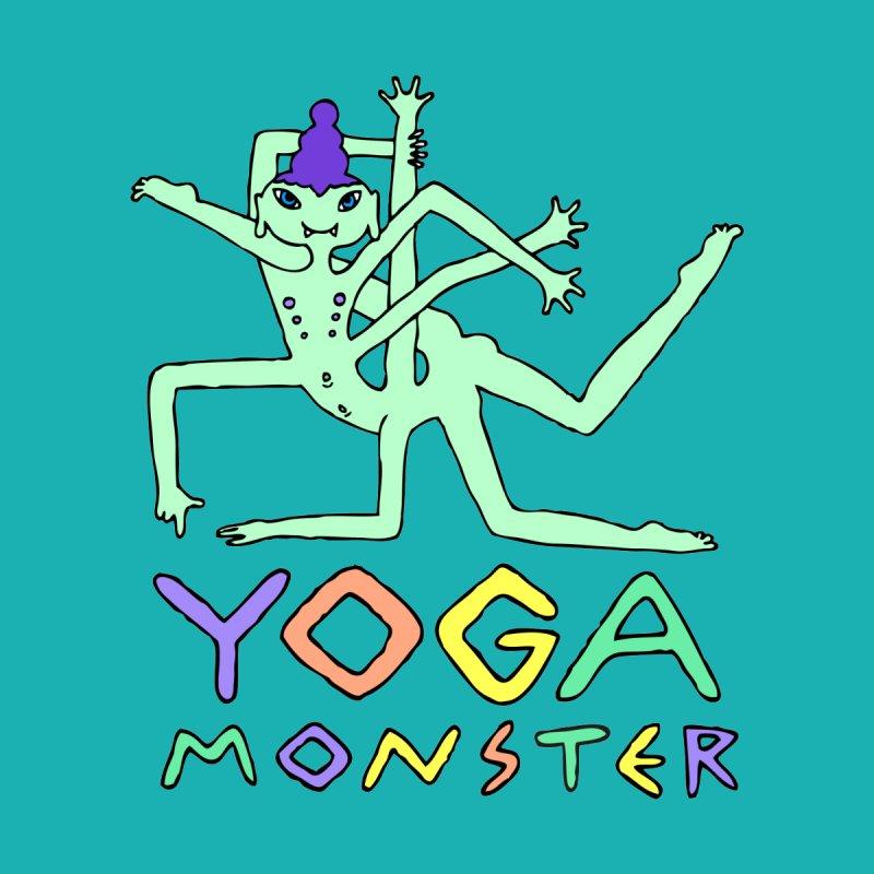 Yoga-monster by ShadoBado Artist Shop