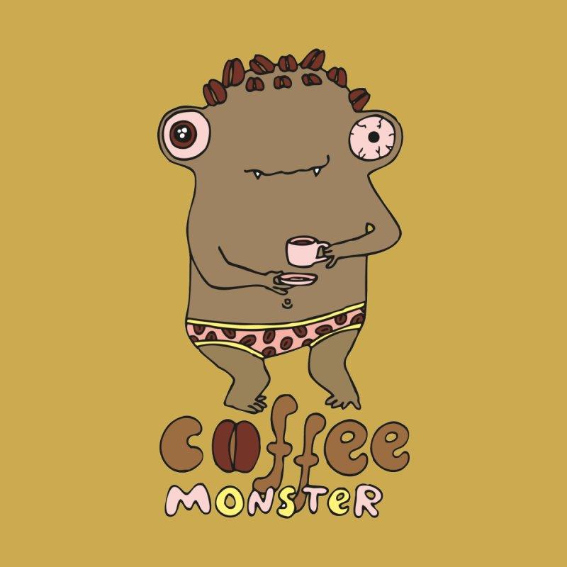 Coffee-monster by ShadoBado Artist Shop