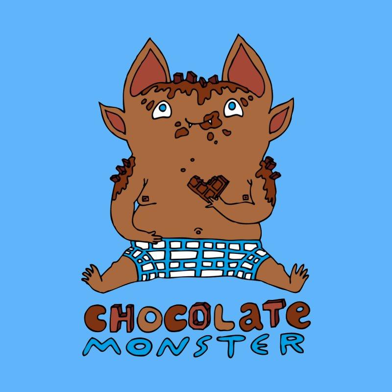 Chocolate-monster by ShadoBado Artist Shop