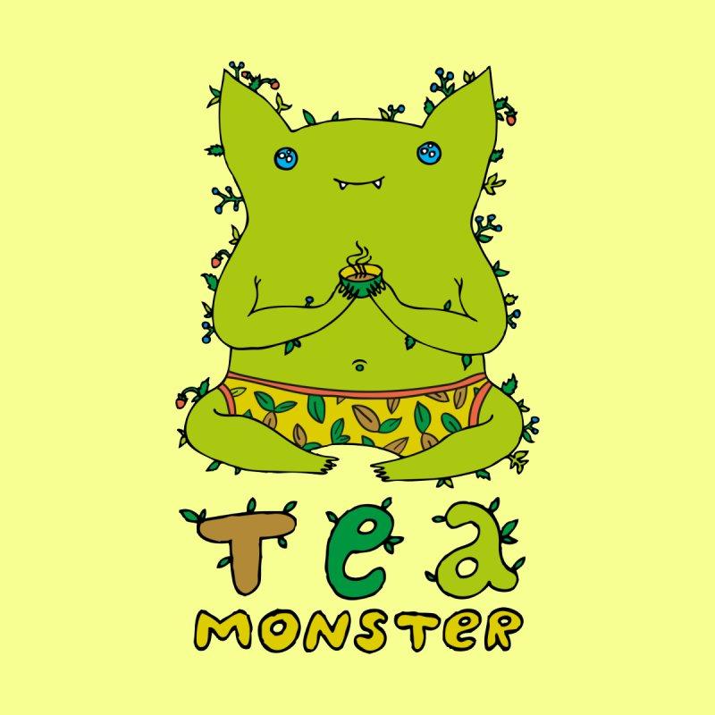 Tea-monster by ShadoBado Artist Shop