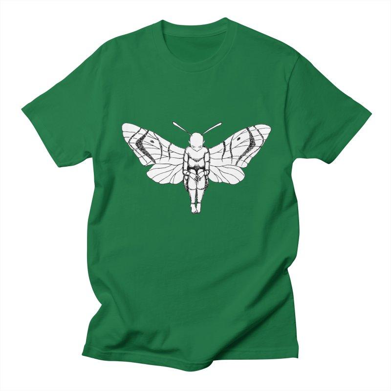Wings are ready Men's Regular T-Shirt by ShadoBado Artist Shop