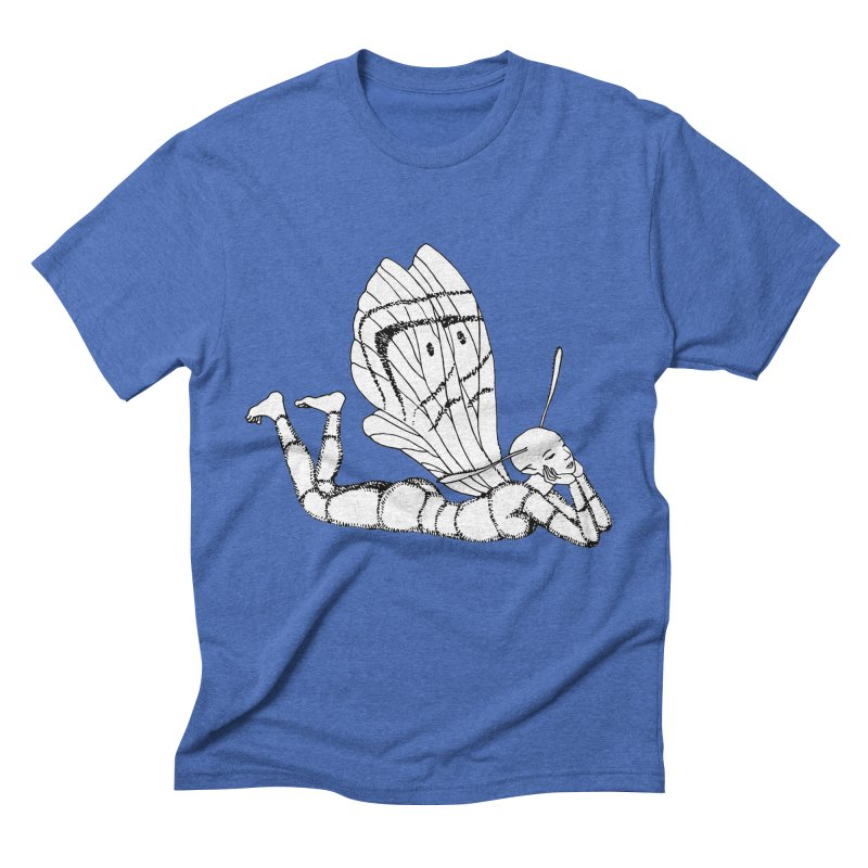 Can fly but didn't try Men's T-Shirt by ShadoBado Artist Shop