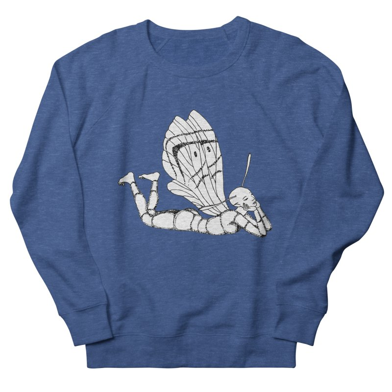 Can fly but didn't try Men's Sweatshirt by ShadoBado Artist Shop