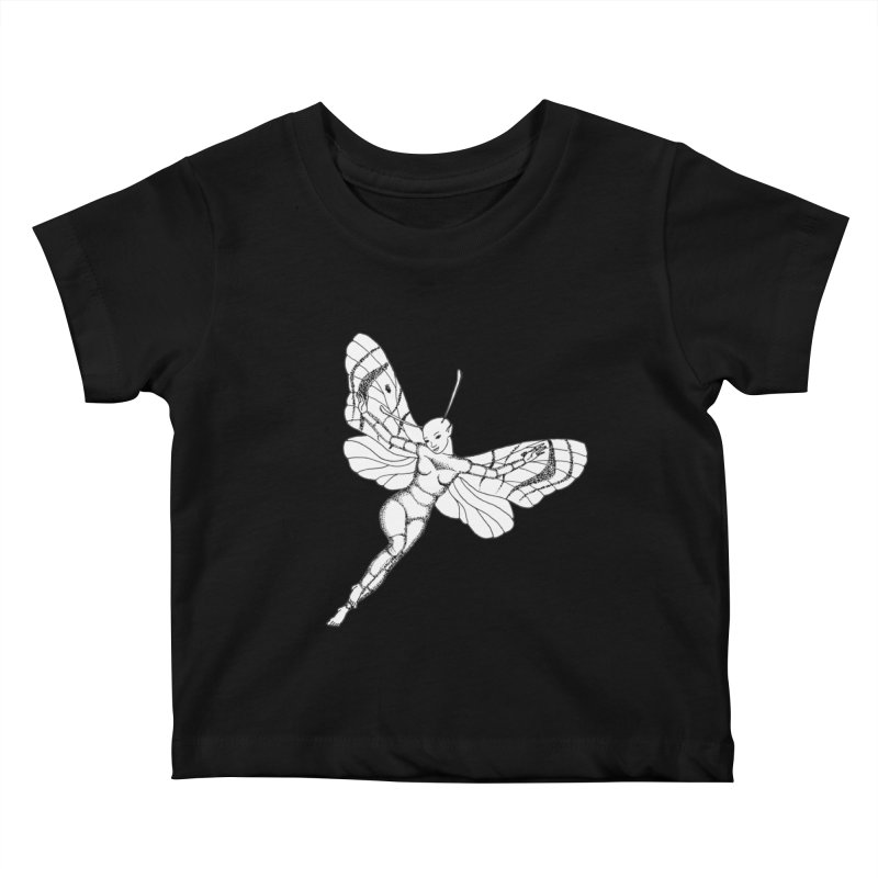 Fly Kids Baby T-Shirt by ShadoBado Artist Shop