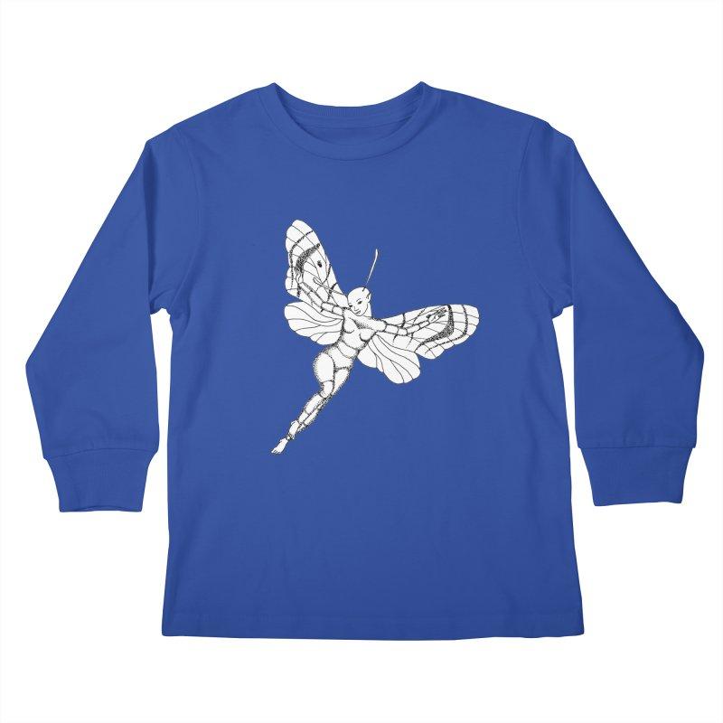 Fly Kids Longsleeve T-Shirt by ShadoBado Artist Shop