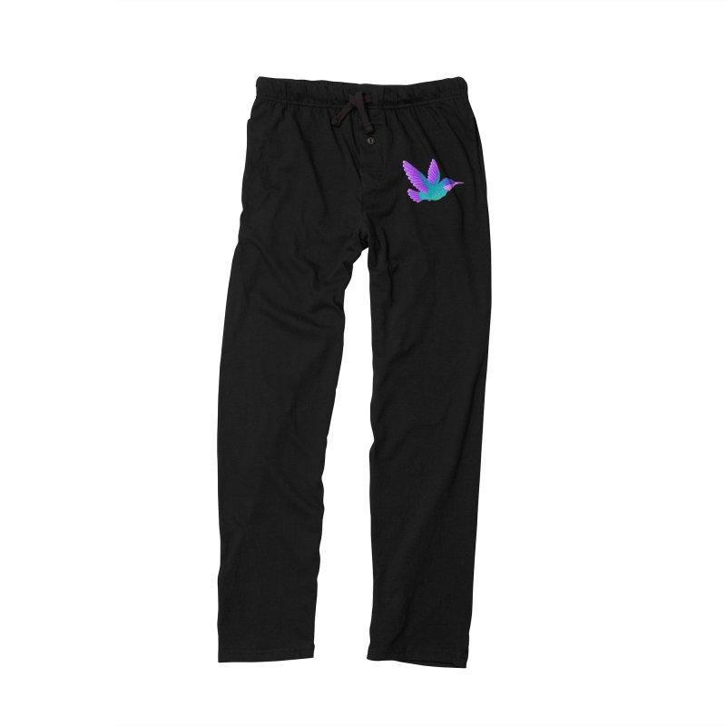 Hummingbird Men's Lounge Pants by ShadoBado Artist Shop