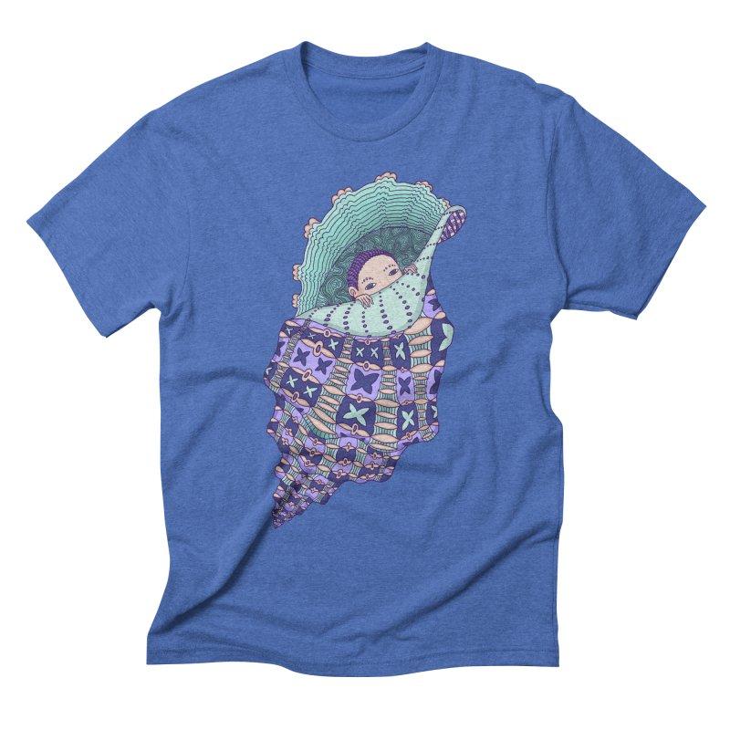 In my shell Men's T-Shirt by ShadoBado Artist Shop